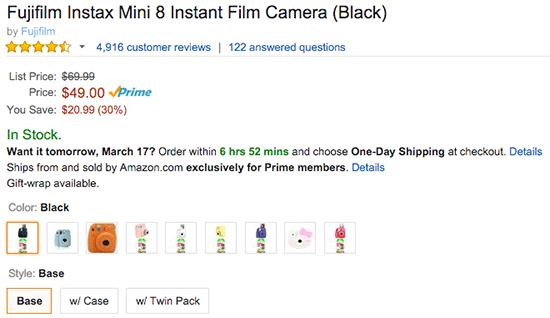 Fujifilm-Instax-Mini-8-Instant-Film-Camera-sale