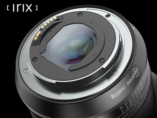 Irix 15mm f2.4 full frame lens1