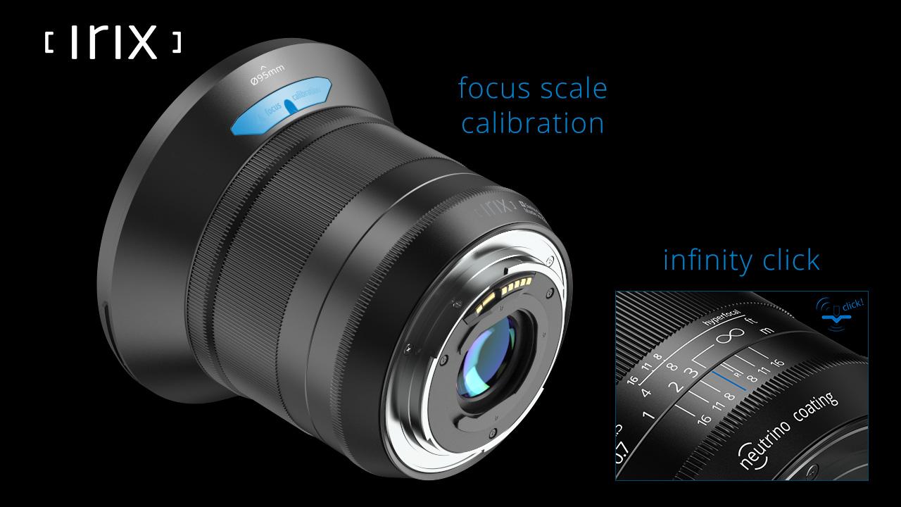 Irix 15mm F 2 4 Full Frame Lens For Nikon Canon And
