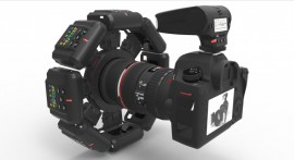 MeiKe R200 close-up lighting system