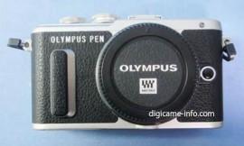 Olympus E-PL8 camera