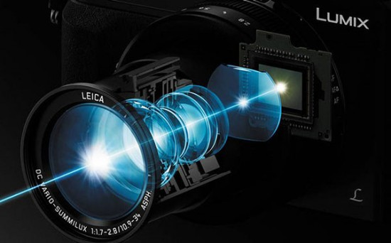 Panasonic LX200 camera rumors