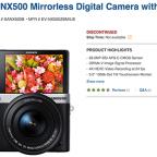 Samsung-NX500-camera-discontinued