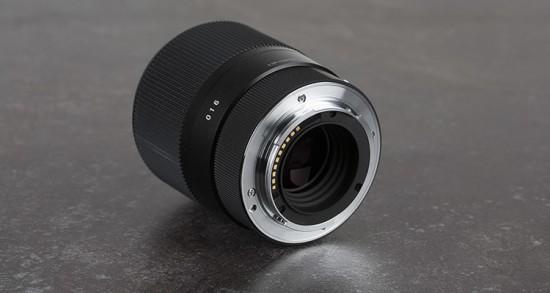 Sigma 30mm f:1.4 DC DN Contemporary lens 2