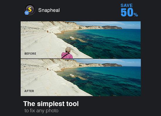 Snapheal-CK-image-healing-software