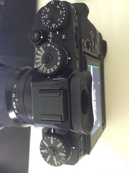 Fuji X-T2 camera rumors