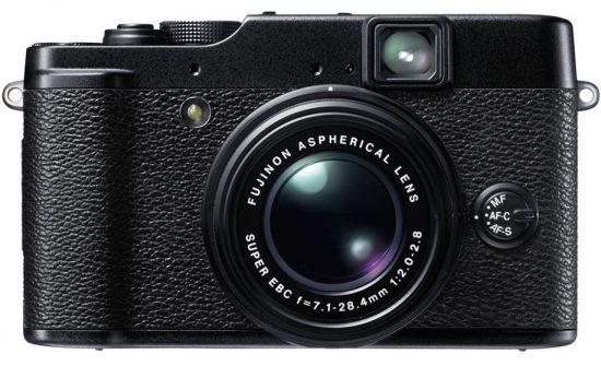 Fuji-X10-camera