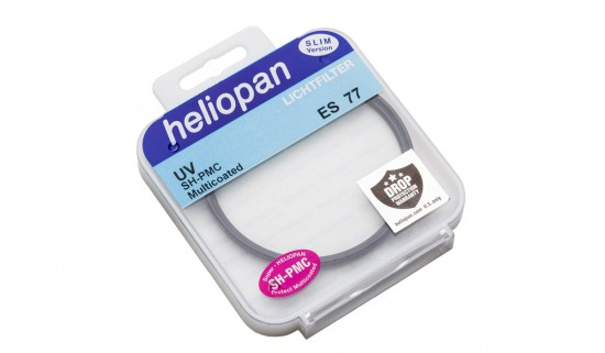 Heliopan announces the industry's first drop protection warranty