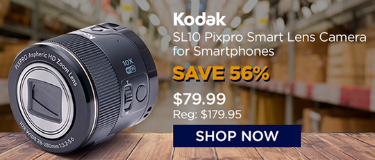 Kodak-SL10-Pixpro-lens-camera-for-smartphones-sale