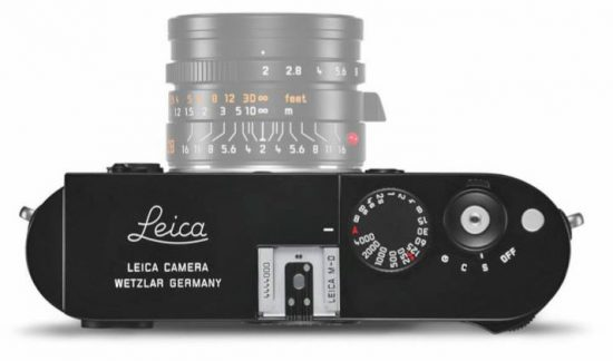 Leica-M-D-Typ-262-camera-top