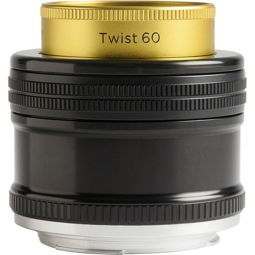 Lensbaby Twist 60 Optic lens