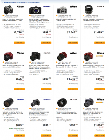 Nikon Coupons Online Coupon Codes Promo