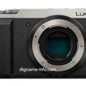 Panasonic GX80 camera