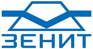 Russian camera and lens manufacturer Zenit logo