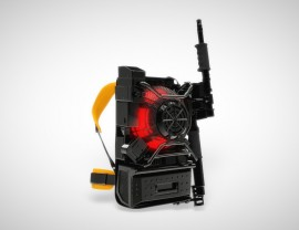 Sony ghost catching device The Proton Pack 3