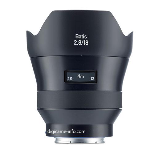 Zeiss Batis 2.8:18 lens 3
