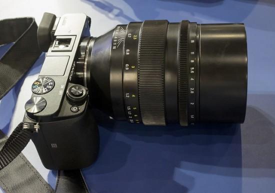 Zenitar 50mm f:0.95
