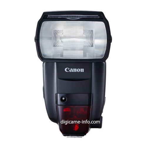Canion Speedlite 600EX II-RT flash