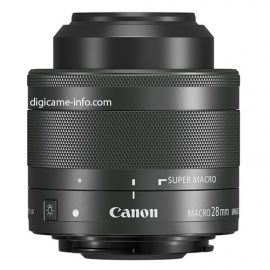 Canon EF-M 28mm f:3.5 Macro IS STM lens