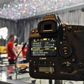 Canon EOS-1D X Mark II camera1