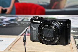 Report: Canon PowerShot G7 X Mark II camera discontinued, a replacement could come in 2018