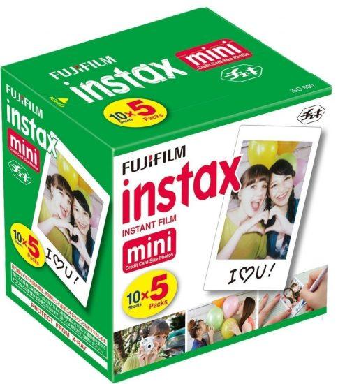 Fuji Instax Mini Instant Film