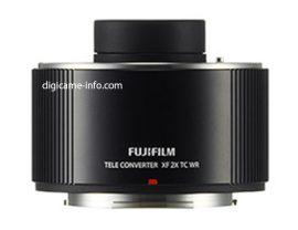 Fujifilm XF2X TC WR teleconverter 2