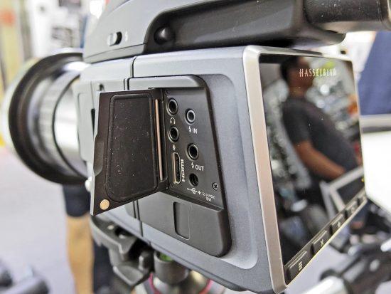 Hasselblad H6D medium format camera 11