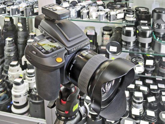 Hasselblad H6D medium format camera 2