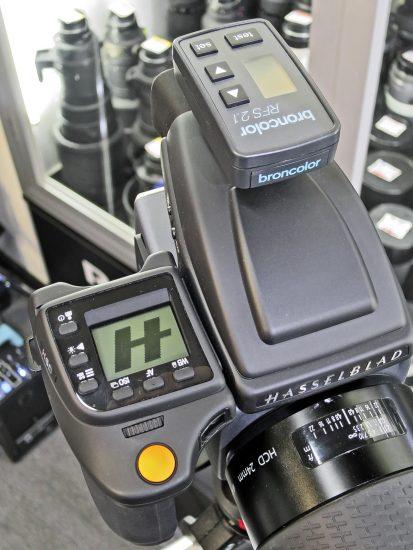 Hasselblad H6D medium format camera 3