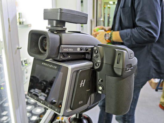 Hasselblad H6D medium format camera 4