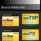 Kodak film mobile app