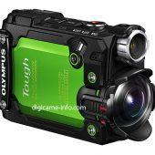 Olympus Stylus TG-Tracker camera