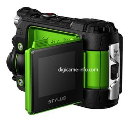 Olympus Stylus TG-Tracker camera 3