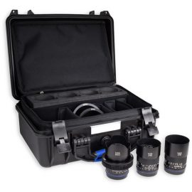 Zeiss Loxia bundle with 21mm, 35mm, and 50mm lenses for Sony E mount