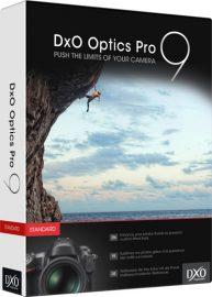 DxO OpticsPro 9 Elite free download