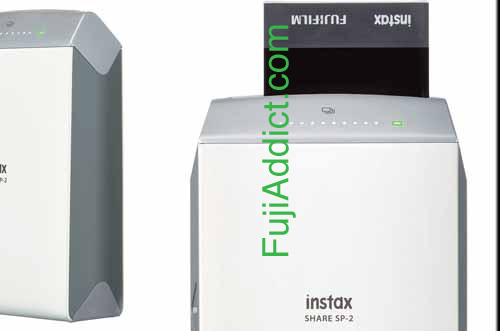 Fujifilm Instax Share SP-2 printer