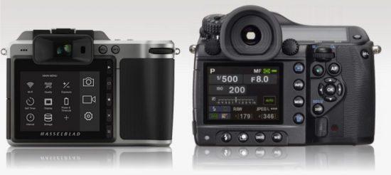 Hasselblad X1D vs. Pentax 645D 2