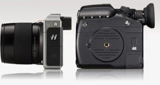 Hasselblad X1D vs. Pentax 645D 4