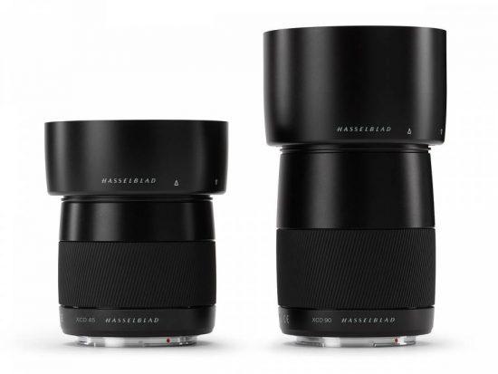 Hasselblad XCD lenses