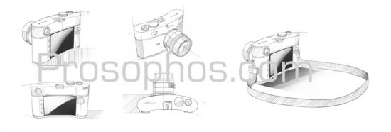 M mount camera with CCD sensor rumors