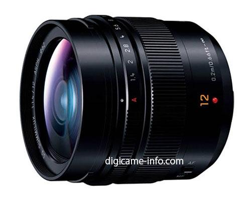 Panasonic Leica DG Summilux 12mm f:1.4 ASPH lens 2