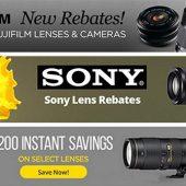 Sony-Fuji-Nikon-rebates