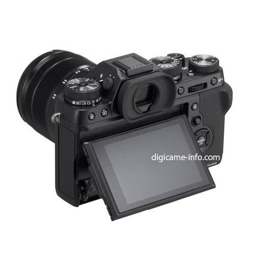 Fuji X-T2 mirrorless camera 2