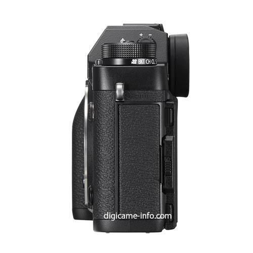 Fuji X-T2 mirrorless camera 4