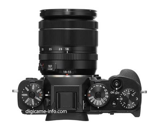 Fuji X-T2 mirrorless camera 5