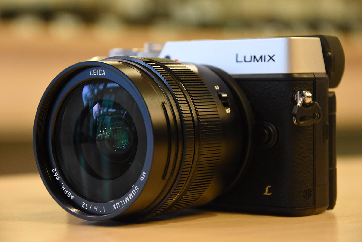Panasonic Leica Dg Summilux 12mm F 14 Asph Lens Now Shipping 25mm Micro 4 3 F14