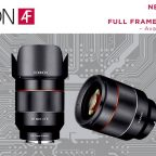 Rokinon autofocus (AF) AF 50mm f:1.4 full frame lens for Sony E-mount
