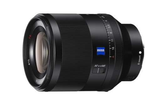 Sony Zeiss Planar FE 50mm f:1.4 ZA lens