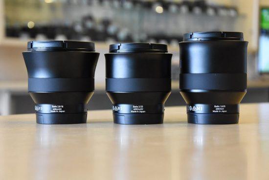 Zeiss teases a new Batis portrait tele lens for next week
